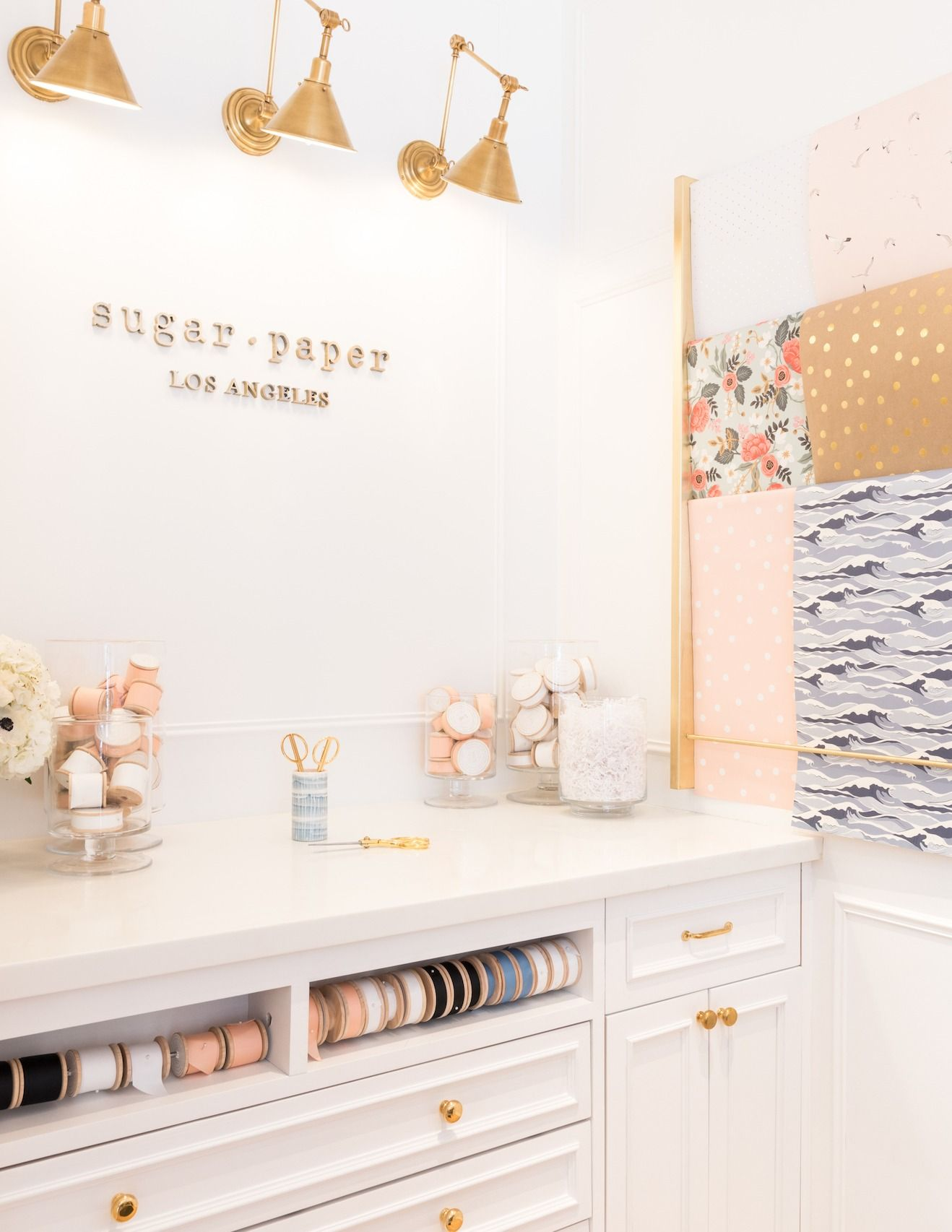 Sugar Paper Opens New Stationery Store In Newport Beach Flower