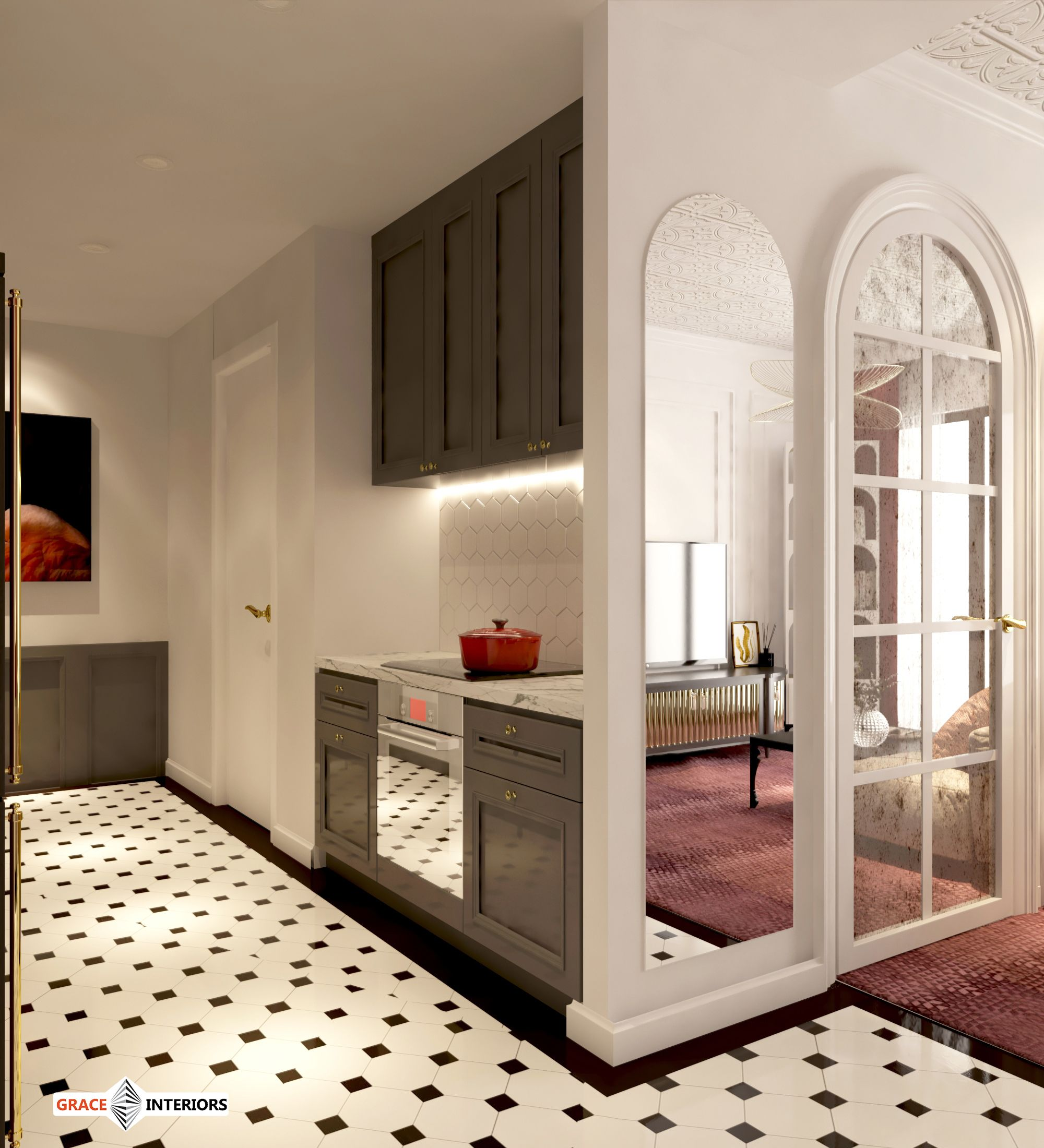 Grace Interiors is one of the best interior design company ...