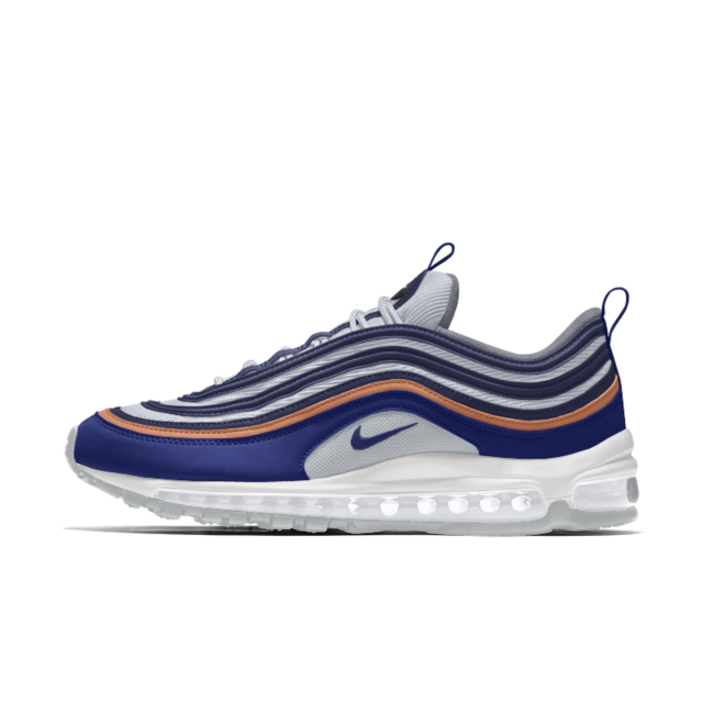 Scarpa personalizzabile Nike Air Max 97 By You Uomo. Nike