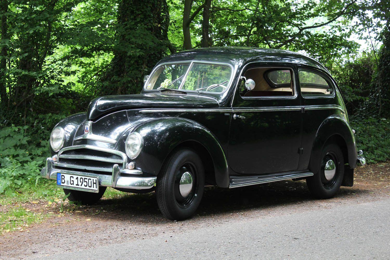 Ford Taunus Spezial, 1950