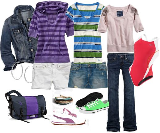 Emily Fields (Pretty Little Liars) Inspired Outfit