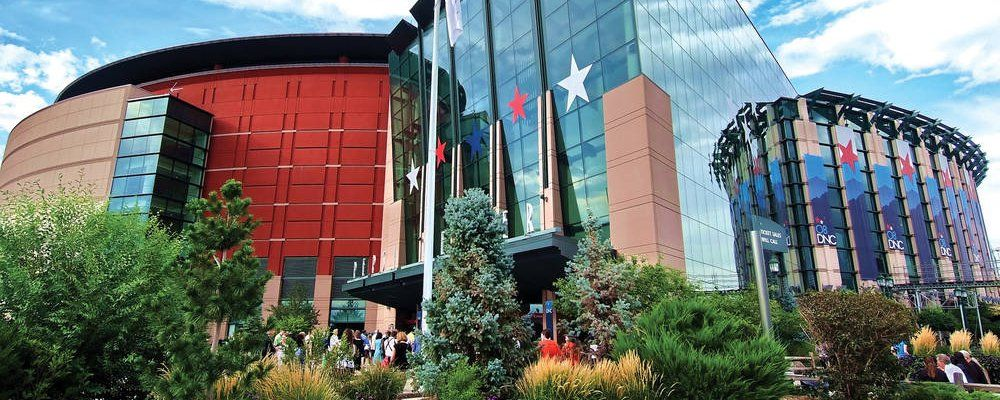 Stay at SpringHill Suites by Marriott Denver Downtown, the