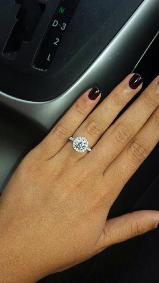 ❤️❤️❤️ this engagement ring!