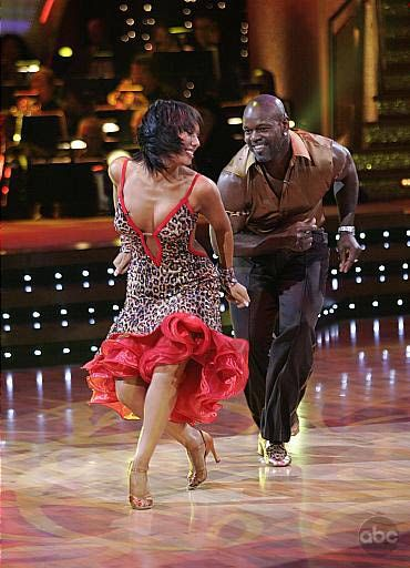 DWTS Season 3 Fall 2006 Emmitt Smith and Cheryl Burke