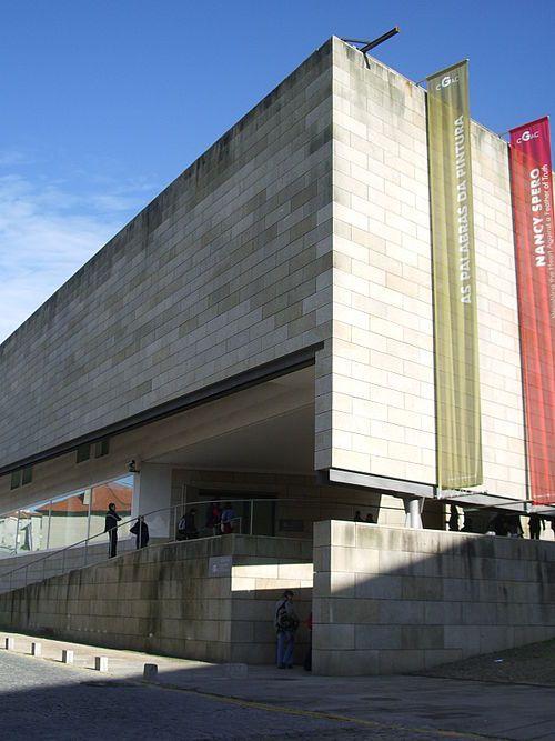 Centro Gallego de Arte Contemporáneo, Álvaro Siza.