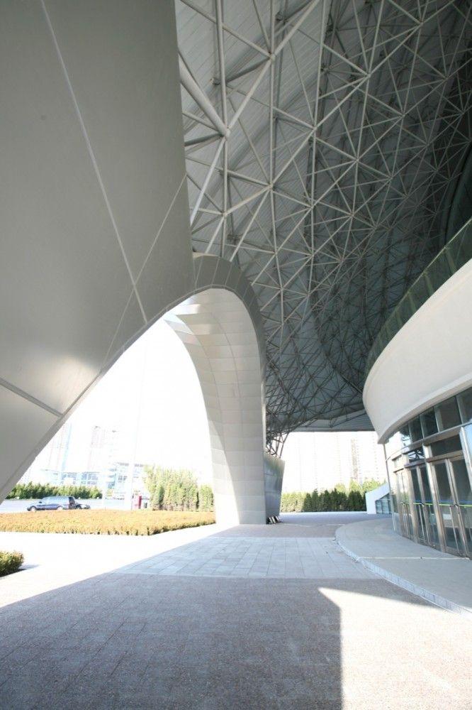 Dalian Shell Museum Amazing Design