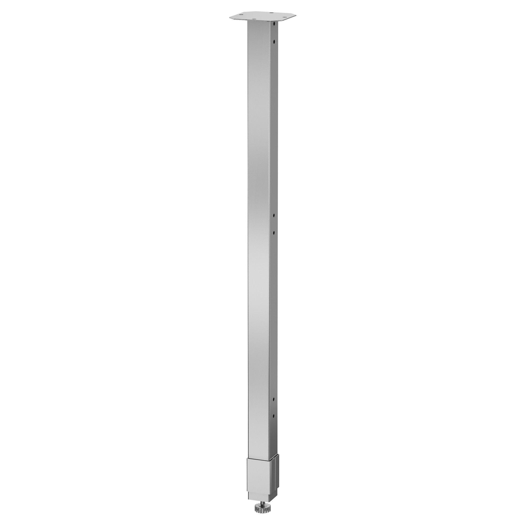 Utby Leg Stainless Steel Decor Ikea Bench Legs