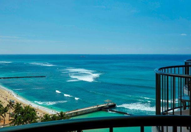 Waikiki Beach Marriott Resort Spa Premium Partial Ocean