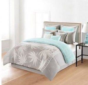 Palm Tree Comforter On Sale