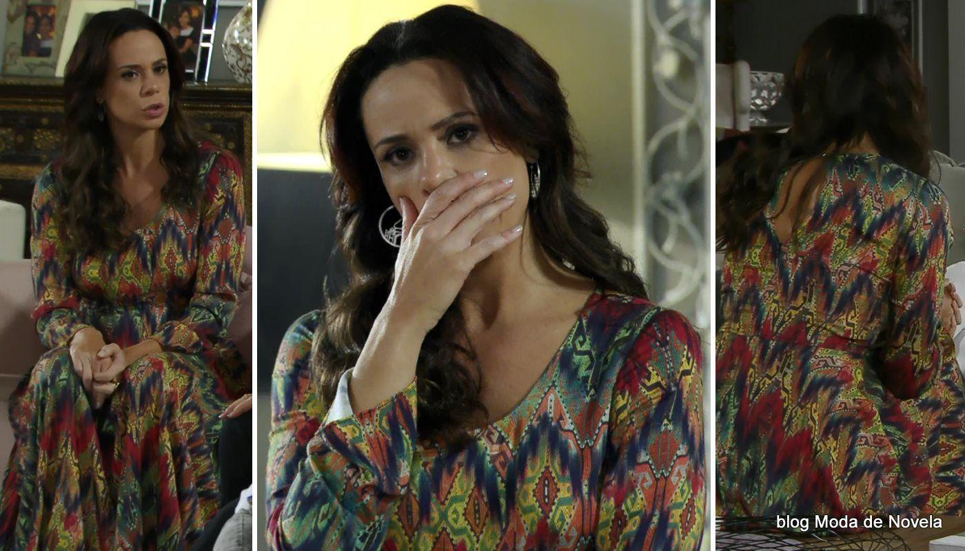 moda da novela Em Família - look da Juliana dia 8 de julho