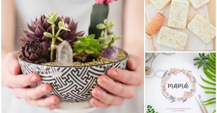 6 DIY e imprimibles gratis para el Día de la madre