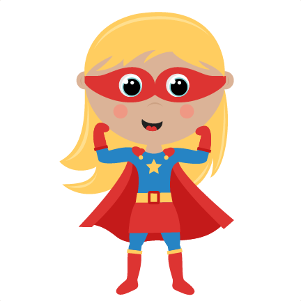 girl superhero cut files svg cutting files for scrapbooking rh pinterest com clip art super hero - melonheadz clip art super hero shield