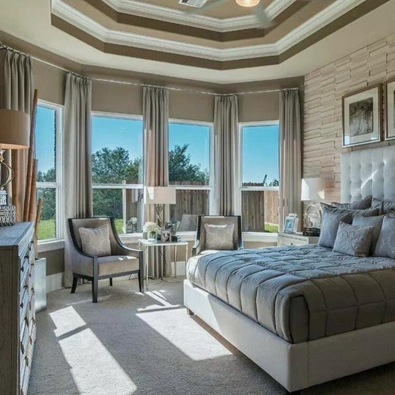 Design An Elegant Bedroom In 5 Easy Steps: 26+ Perfect Elegant Bedroom Design Ideas 00023