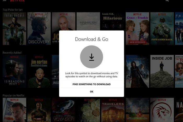 How to watch Netflix offline on your PC Watch netflix