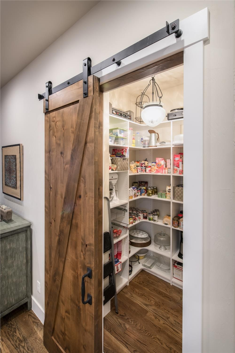No Door Pantry Ideas