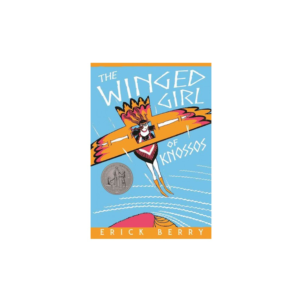 Winged Girl of Knossos (Paperback) (Erick Berry)