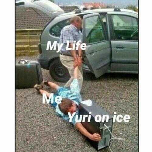 Memes de Yuri On Ice