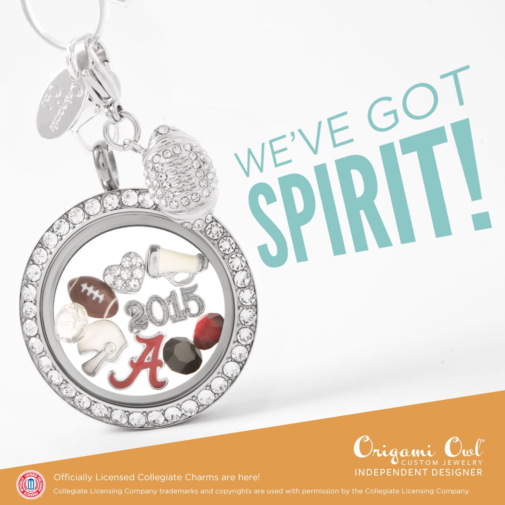 Weve got spirit bama rolltide sec football origamiowl join origami owl is a leading custom jewelry company known for telling stories through our signature living lockets personalized charms and other products jeuxipadfo Gallery