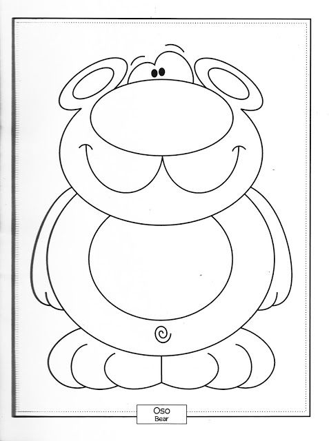 Pin by camila plata on guiños | Pinterest | Coloring pages, Color ...