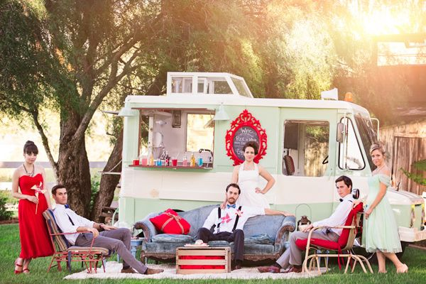 Whimsical Wedding · This Post Is So Stinkinu0027 Cute! Sophisticated Circus  Themed Wedding Shoot. Http: