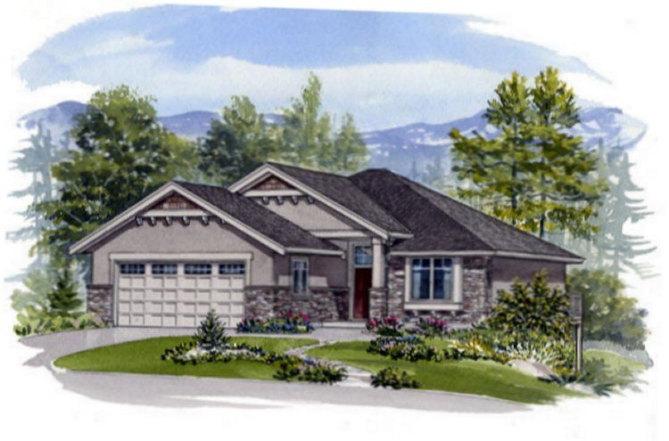 Plan No 818031 House Plans By Westhomeplanners Com Linwood Homes House Plans Bungalow House Plans