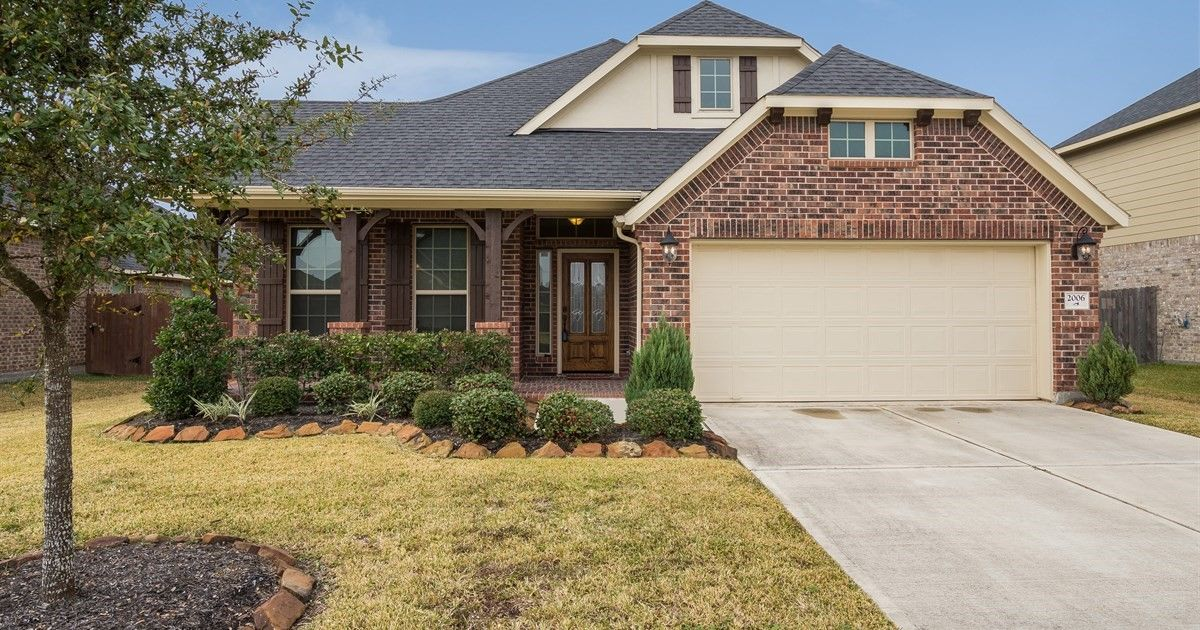 2006 Scissor Tail Rd Pearland Tx 77581 Listed By Don Jones 832