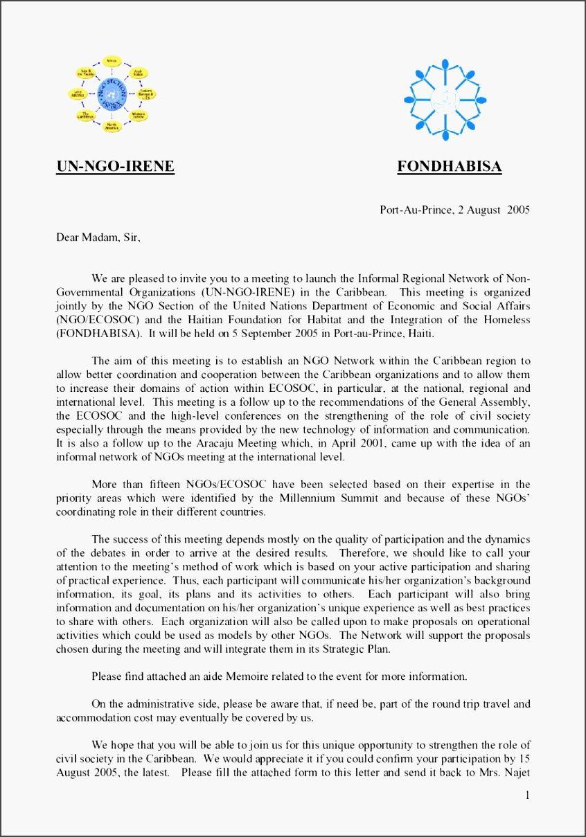invitation letter informal qgfcs fresh