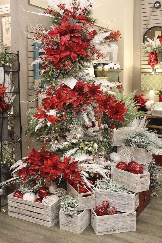 Decoracion de arboles navide os arbol navide o arbol de - Decoracion arboles navidenos ...
