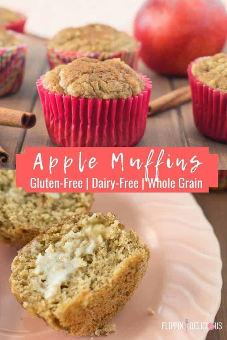 Gluten Free Apple Muffins Recipe Recipe Gluten Free Apple Muffins Gluten Free Recipes For Breakfast Best Gluten Free Recipes