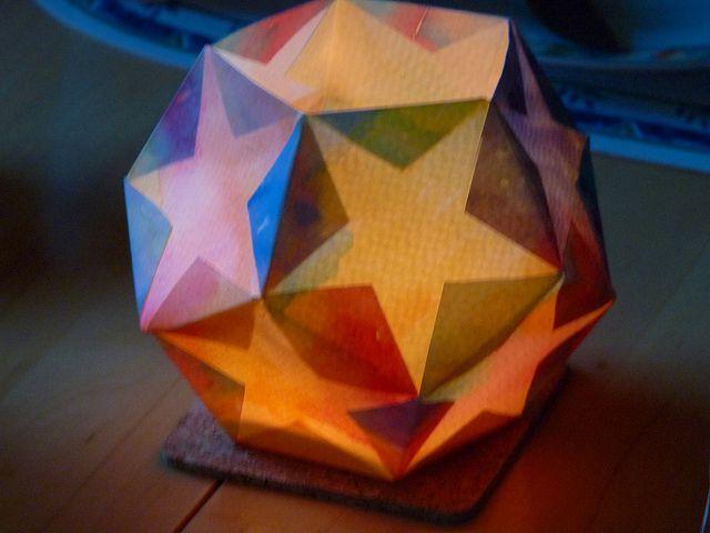 Sternenlicht By Lawendula Basteln Herbst Bastelideen Basteln