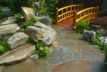 Small Garden Design Anese Decor