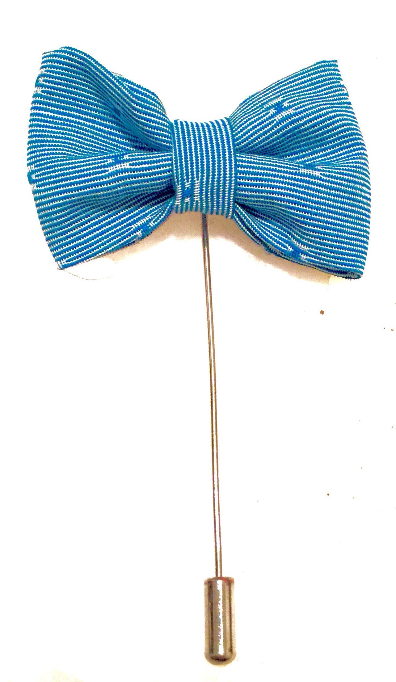 BowTie LapelPin by #DandyMakers realizados artesanalmente 8x4cm available: www.facebook.com/dandymakers Twitter & Instagram @DandyMakers