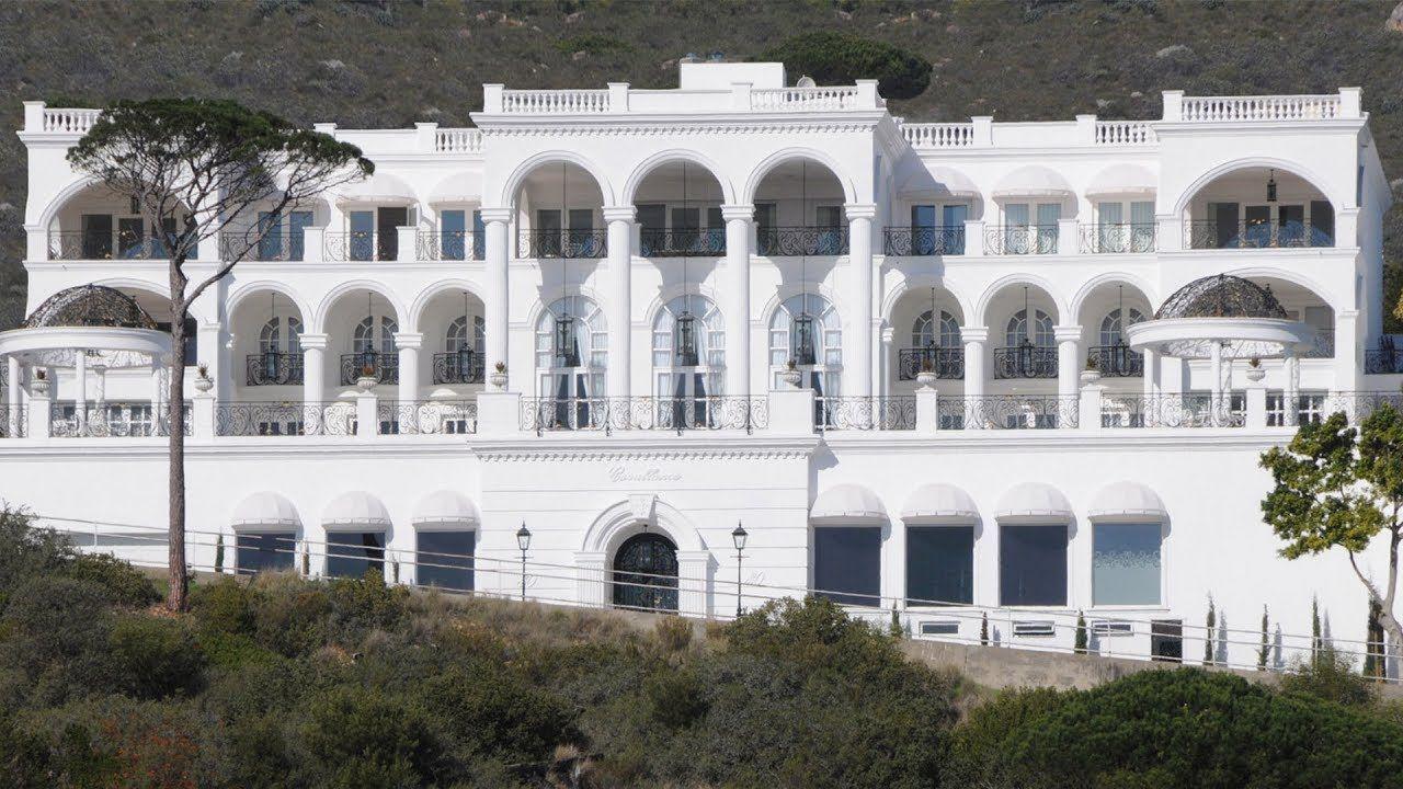 Mansion Casablanca 35 Million Home In Cape Town Boasts  # Muebles Casablanca