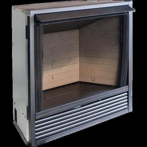 Procom Universal Ventless Firebox Model Pc32vfc Fireplace