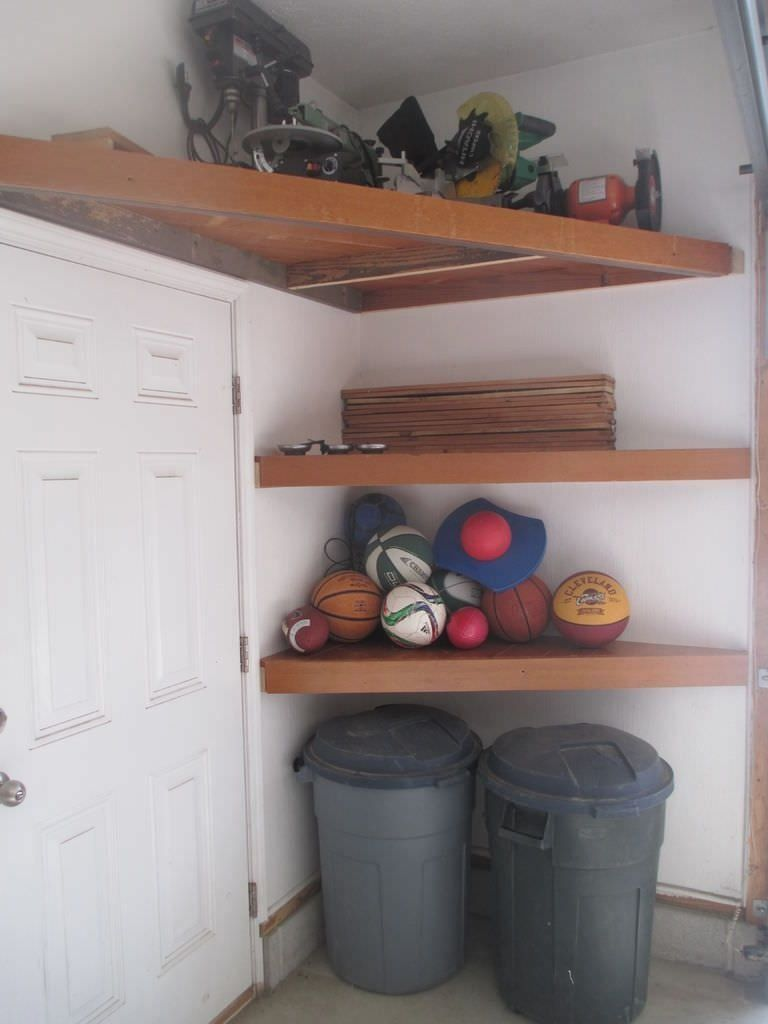 16 practical diy garage shelving ideas plan list