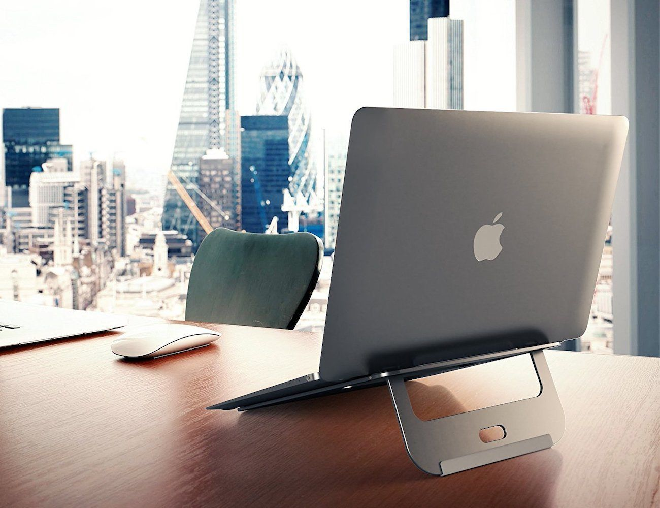 Satechi Lightweight Portable Laptop Stand | Feature, As and Laptops