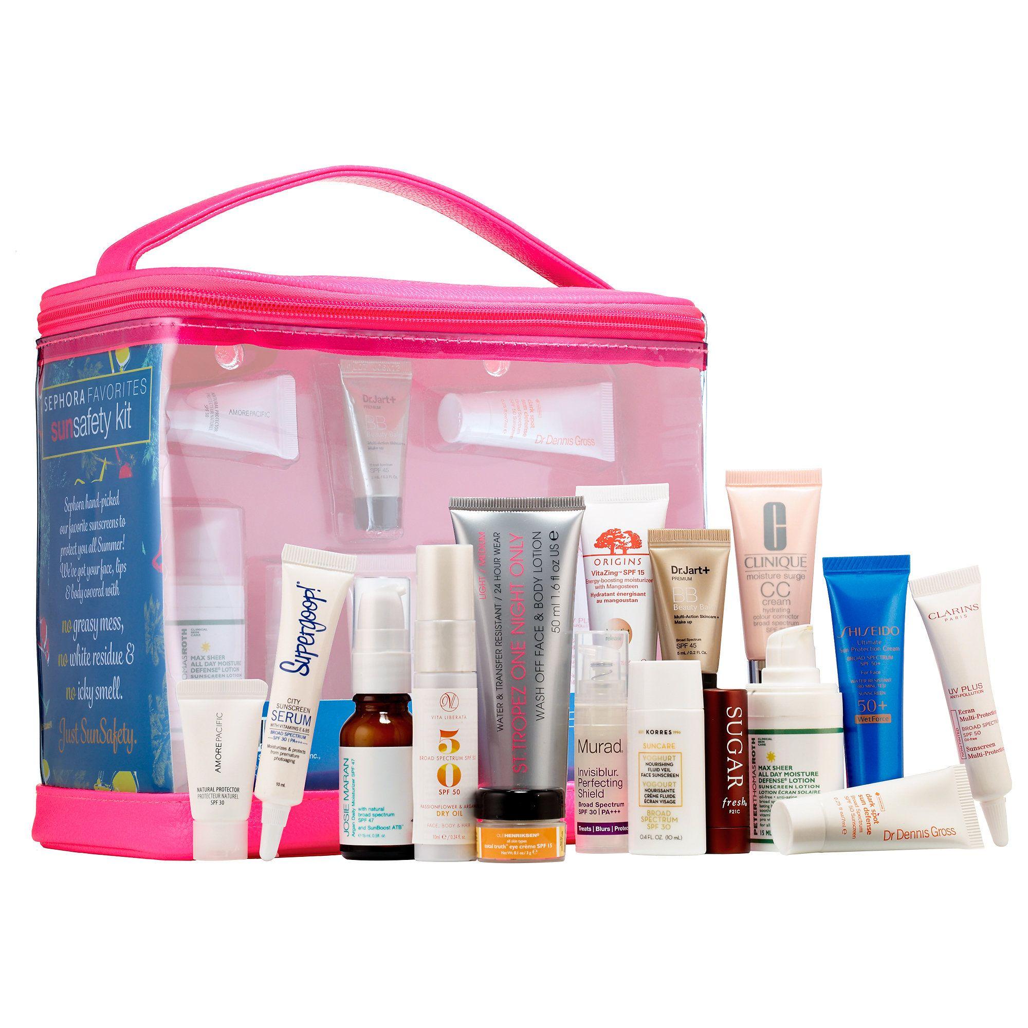 Sun Safety Kit Sephora Favorites Sephora Sephora