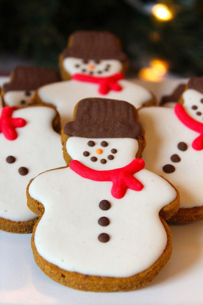 christmas dog treats gourmet dog treats snowmen with grain free pumpkin recipe