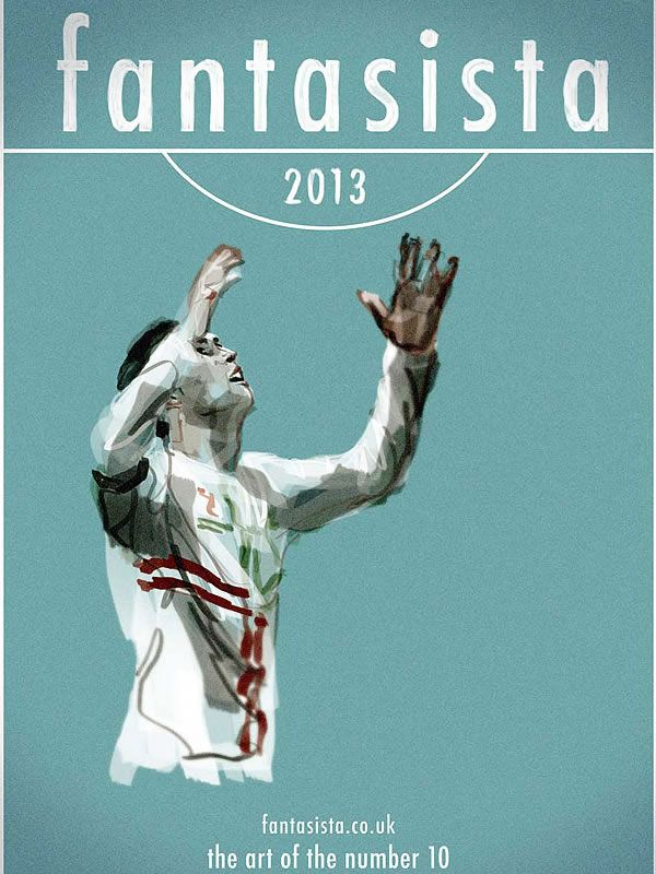 Fantasista - The Art of the Number 10