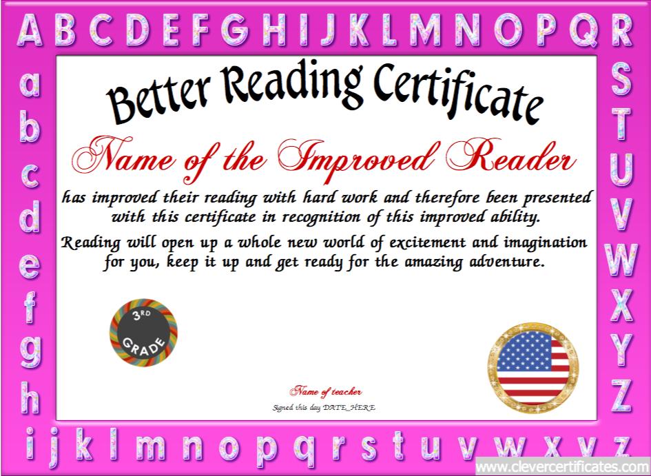 free certificate maker for teachers