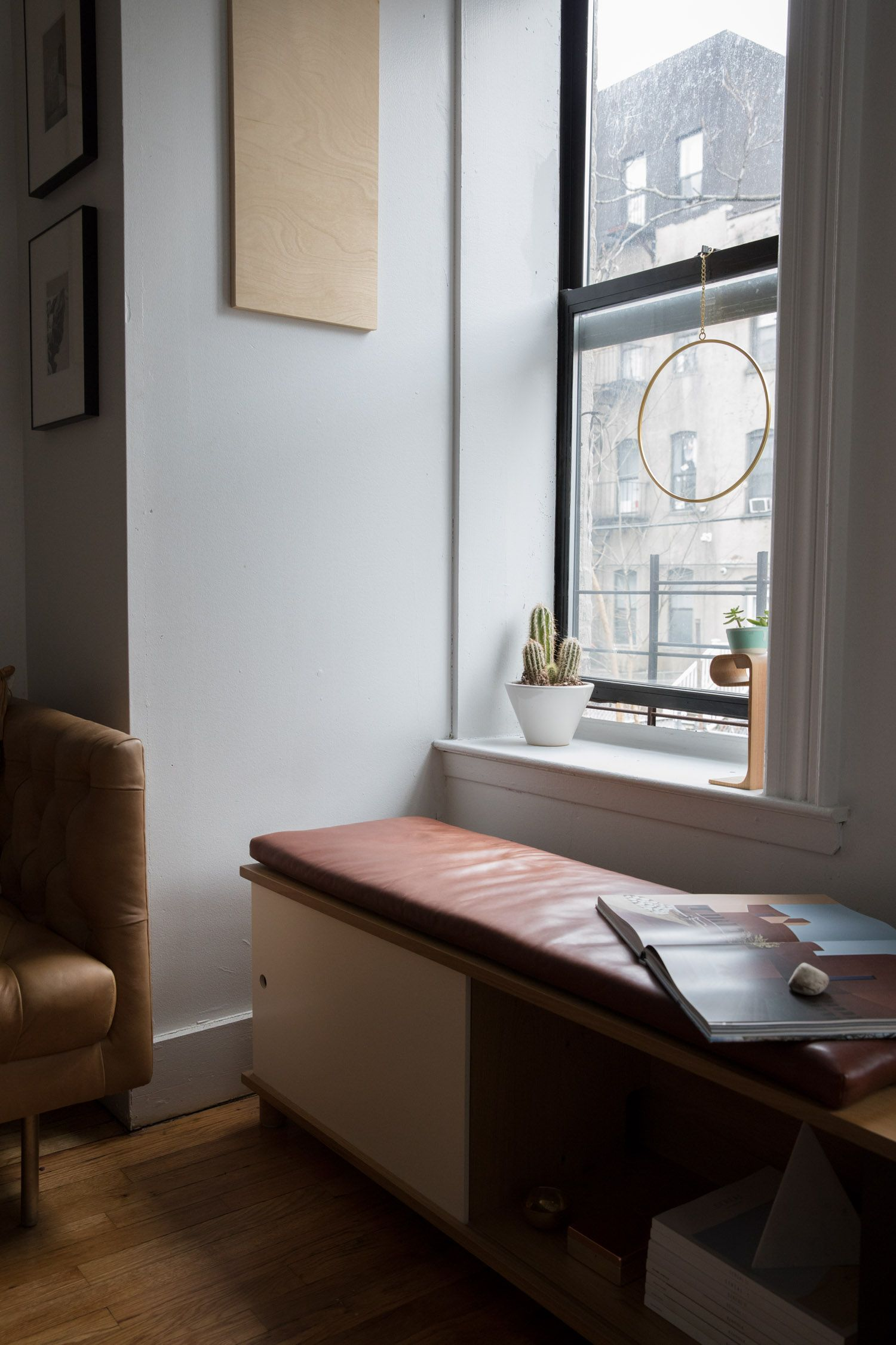 west elm - Boho Modern Bushwick One Bedroom Apartment | DIY ...