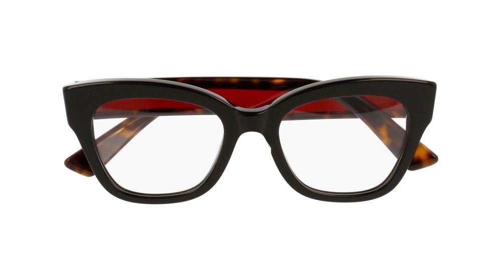 Gucci Sensual Romantic GG0060O Eyeglasses 001 Black