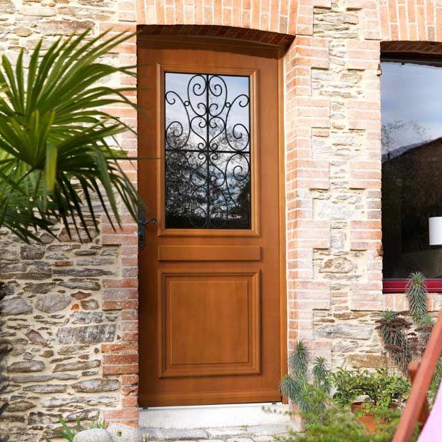 Déco Maison Meuliere: Porte D'entrée Aurillac