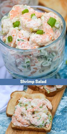 Photo of Creamy Shrimp Salad – 4 Sons 'R' Us