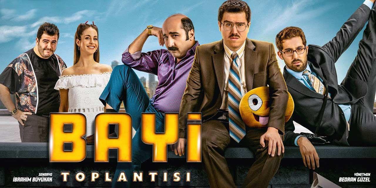 Bayi Toplantisi Filmi Oyunculari Izmir E Geliyor Film Komedi Filmleri Komik Filmler