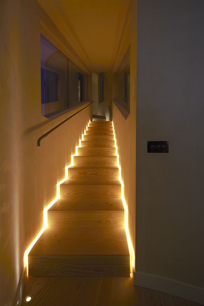 Treppenbeleuchtung Treppenbeleuchtung Stair Lighting Diy Staircase Lighting Ideas Stair