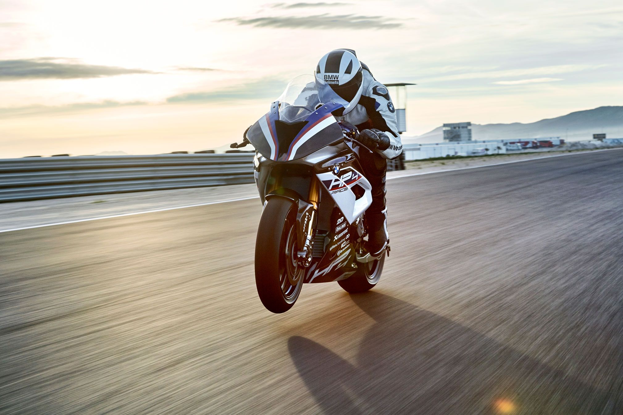 2018 BMW HP4 Race Makes Its U.S. Debut At 13th Annual
