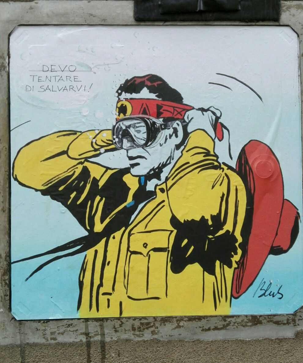 Firenze Street Art (ph. Paolo Felicetti)   Street on the Corner ...