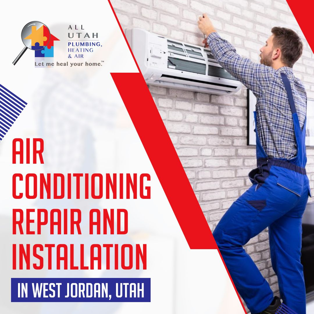 Pin by All Utah Plumbing, Heating and Air on All Utah