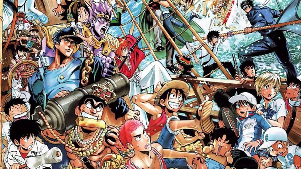 5 Anime More Popular In Japan Gurren Lagann